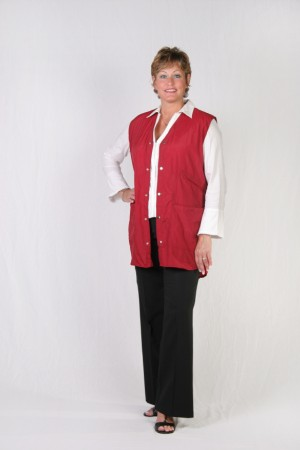 Berry Stylist Vest