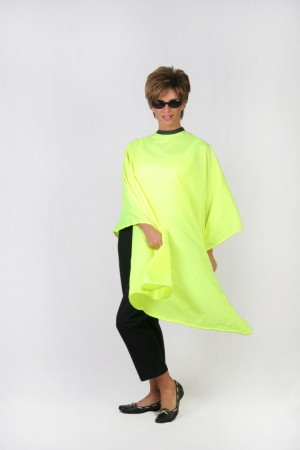 Chartreuse Cutting Cape