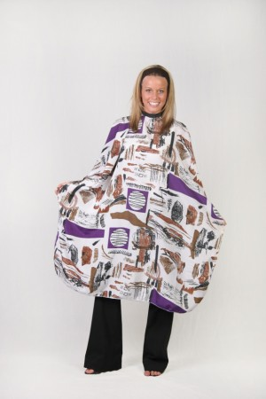 Special Print Cutting Cape