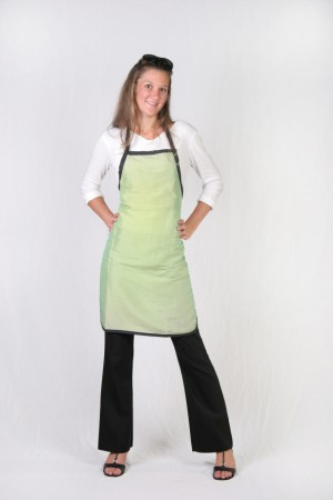Lime Stylist Apron