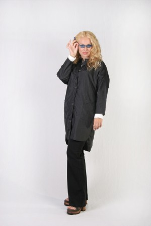 Black Kamize Big Shirt
