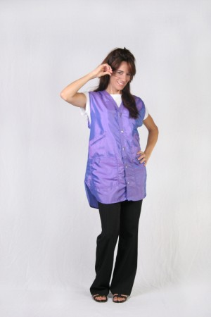 Grape Stylist Vest