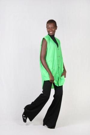 Green Apple Stylist Vest-1