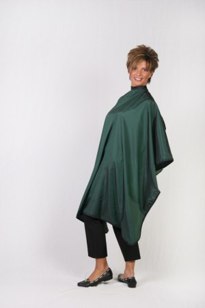 Hunter Green Cutting Cape
