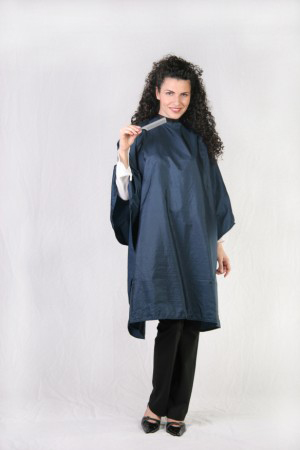 Navy Blue Cutting Cape