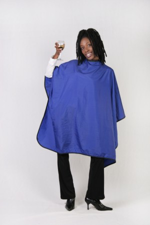 Indigo Blue Cutting Cape
