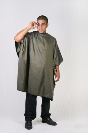 Sage Cutting Cape