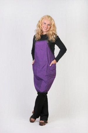 Dark Purple Stylist / Nail Tech Apron