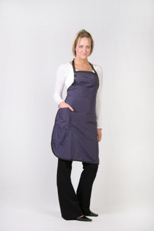Charcoal Stylist / Nail Tech Apron