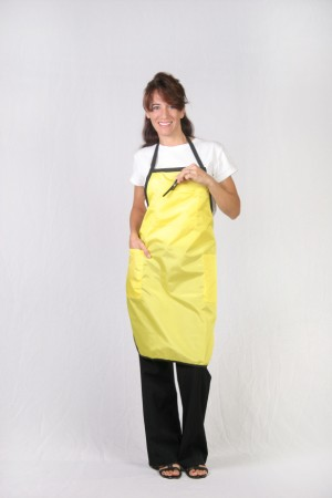 Yellow Stylist Apron