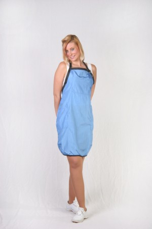 Powder Blue Stylist / Nail Tech Apron