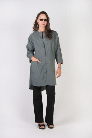 Granite Kamize Big Shirt-Oxford