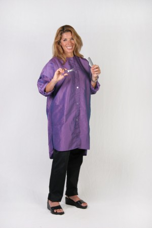 Lilac Kamize Big Shirt