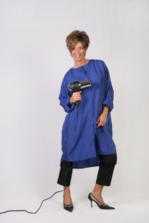 Medium Blue Kamize Big Shirt
