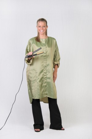 Olive Kamize Big Shirt