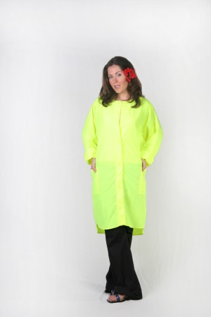 Chartreuse Kamize Big Shirt
