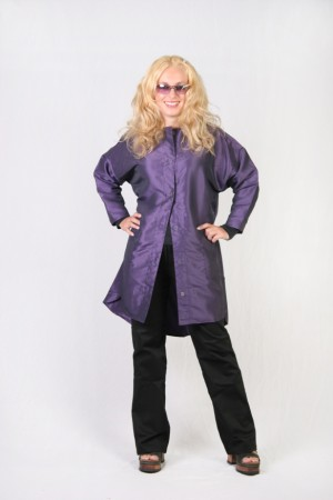 Plum Kamize Big Shirt