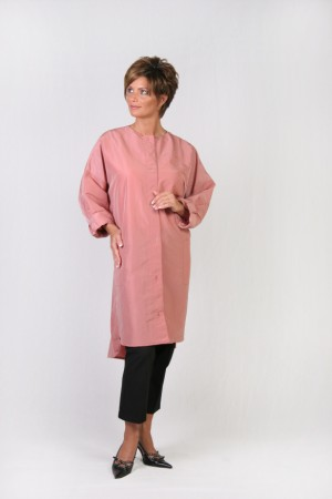 Mauve Kamize Big Shirt