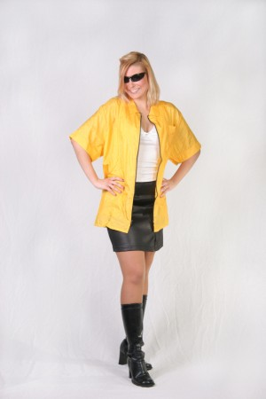Sunshine Barber Nail Tech Jacket
